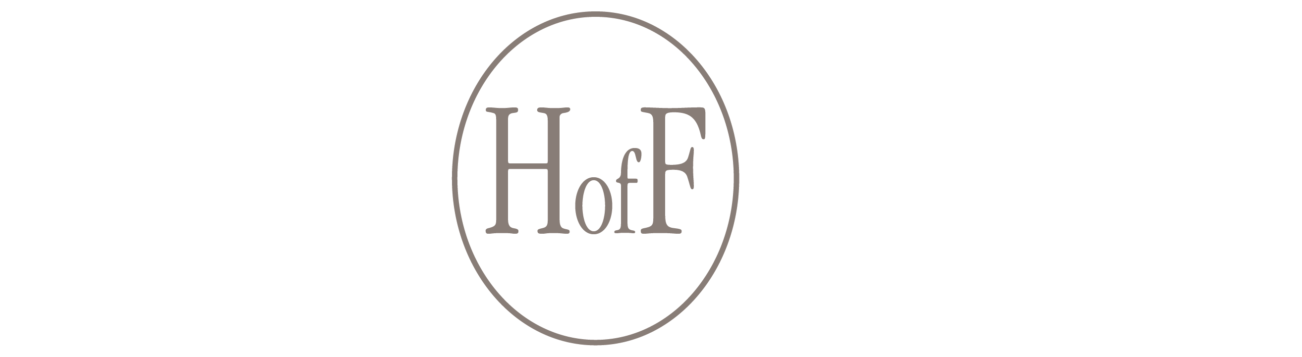 House of Flavours Logo Reverse
