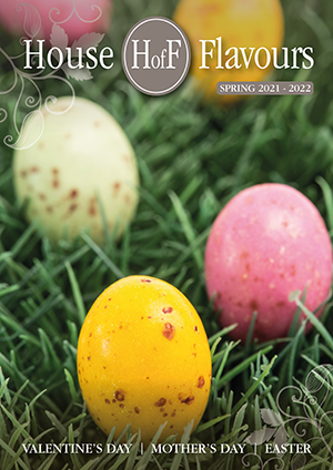 Easter Eggs in Canvas Bag