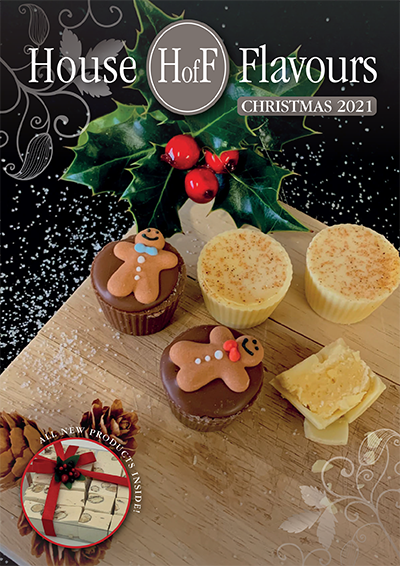 House of Flavours Christmas Catalogue 2021 Cover